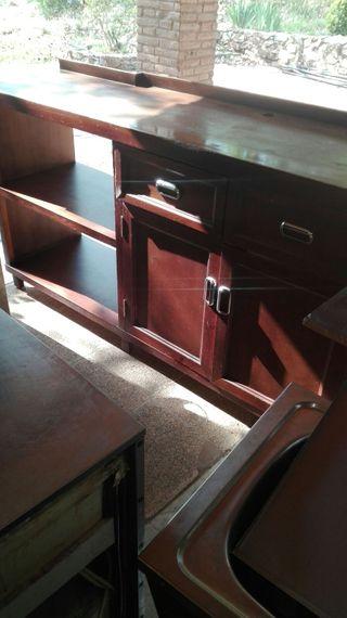 Mueble cafetera