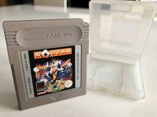 Juego SOCCER Game Boy