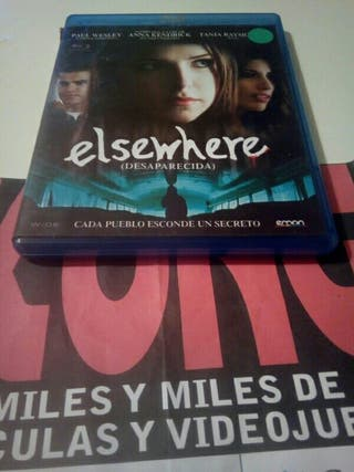 Película Blu-Ray Elsewhere