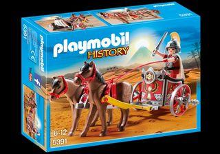 Playmobil - Cuádriga Romana