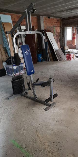 multiestacion gym