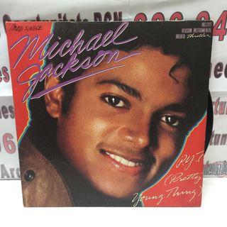 Vinilo LP Michael Jackson P.Y.T