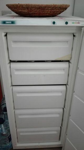 Congelador 5 departamentos