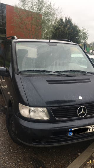 Mercedes-benz V class (638) 1999