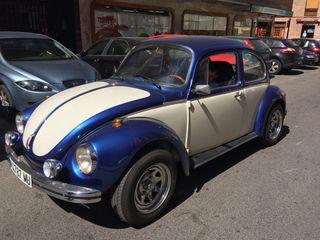 Volkswagen Beetle 1966 clásico restaurado