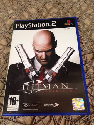 Hitman: Contracts. PS2.