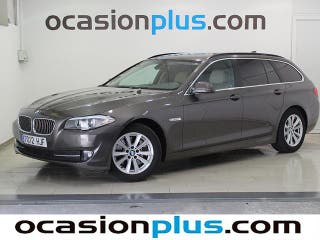 BMW Serie 5 525d Touring 160kW (218CV)