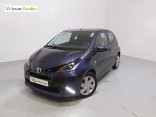 TOYOTA AYGO X-PLAY BUSINESS 1.0 VVT-I 69 CV 5P