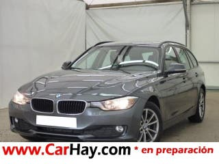 BMW Serie 3 318d Touring 105kW (143CV)