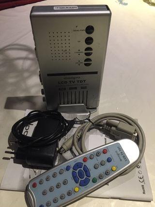 Sintonizador tdt salida VGA