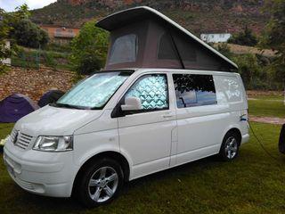 furgoneta vw t5 camper
