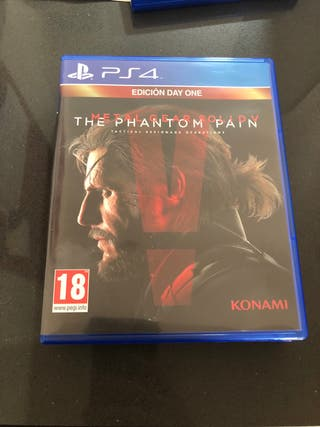 Metal gear ps4