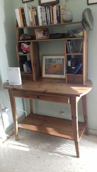 Mesa de escritorio ordenador de ikea de segunda mano por for Mesas para ordenador ikea