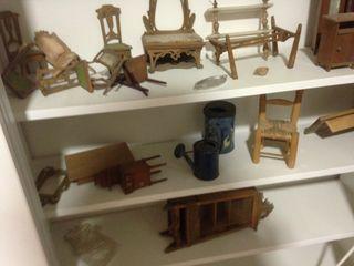 Casa de mu ecas muebles antigu de segunda mano por 600 en madrid en wallapop - Muebles segunda mano madrid particulares ...