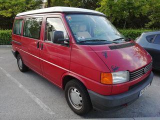 Furgoneta Volkswagen California