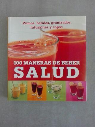 libro zumos, batidos, granizados