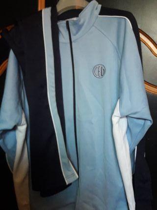 Chándal uniforme colegio talla L