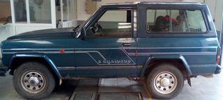 Nissan Patrol 4x4 con bola