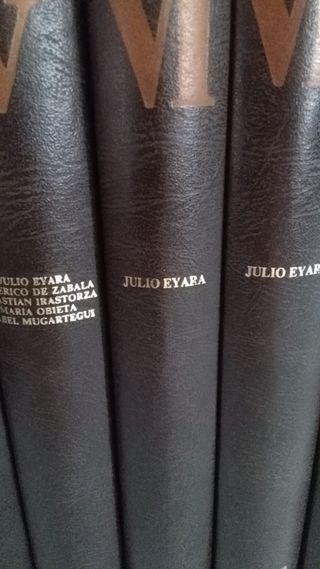 enciclopedia de la historia de Euskal herria