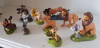 figuras Rey leon disney