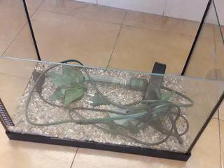 acuario 23 y 14 litros