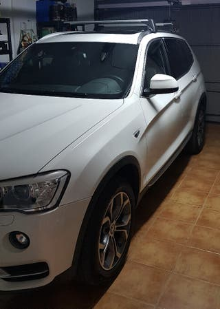 Bacas BMW X3 Modelo F25