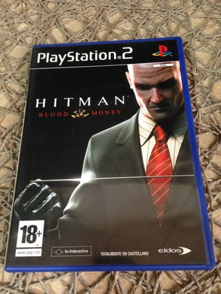 Hitman: Blood Money. PS2.