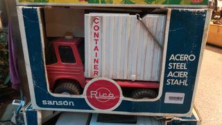 Container Rico Sansón