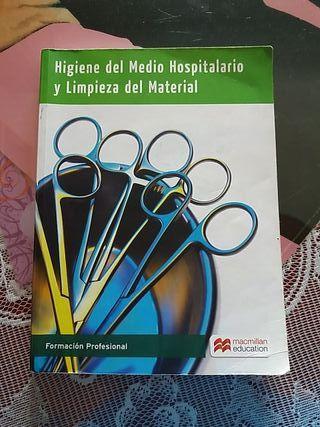 HIGIENE DEL MEDIO HOSPITALARIO Y LIMPIEZA