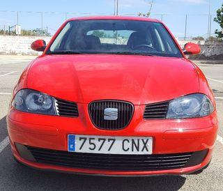 SEAT Ibiza 1.4 gasolina 75 Cv,82.500km.
