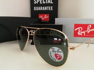 Gafas de sol Ray-Ban Aviador Polarizadas Originale