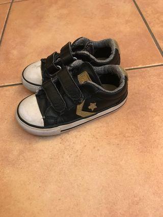 Zapatillas converse niño t.24