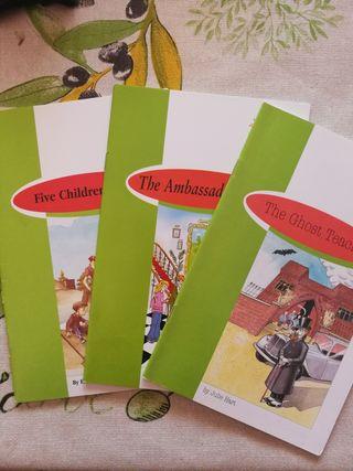 Libros de lectura de inglés