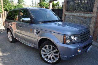 Land Rover Range Rover Sport D 4X4 PIEL-NAVI-XENON