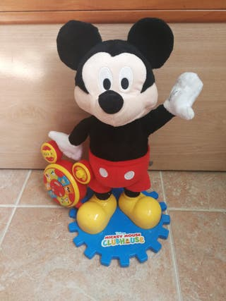 Mickey Mouse interactivo