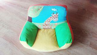Sillón-sofá infantil