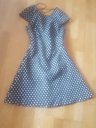 Zara Vestido talla XS lunares