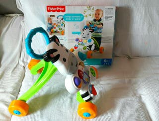 Cebra Musical Fisher-Price