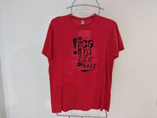 """camiseta caramuxo Eslogan """"bueno carrallo bueno"""""""