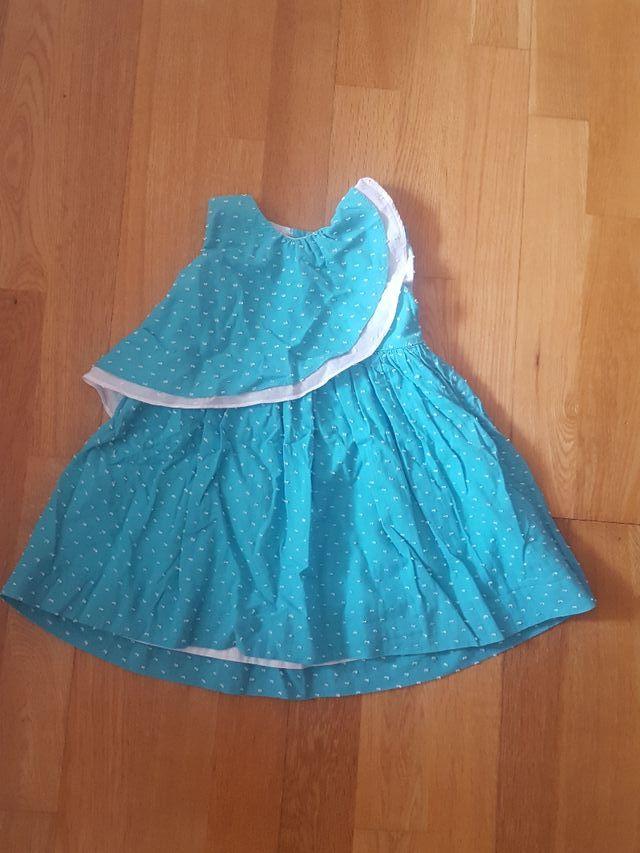 Vestido niña 3 años