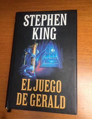 El juego de Gerald (Stephen King)