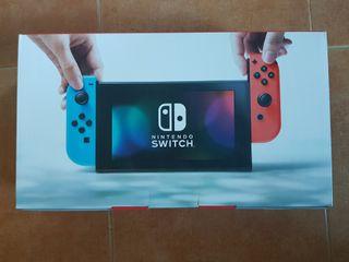 Nintendo Switch *NUEVA PRECINTADA*
