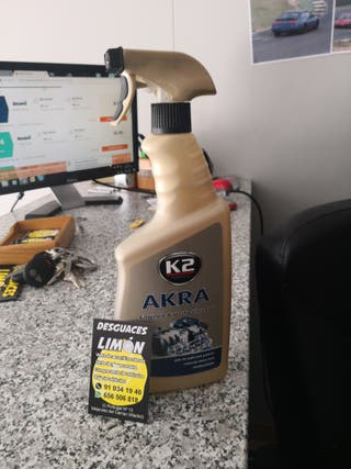limpia motores /limpia todo profesional