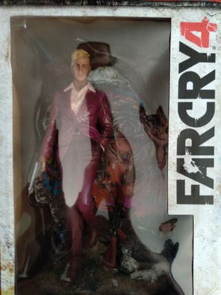 figura far cry 4 Pagan Min