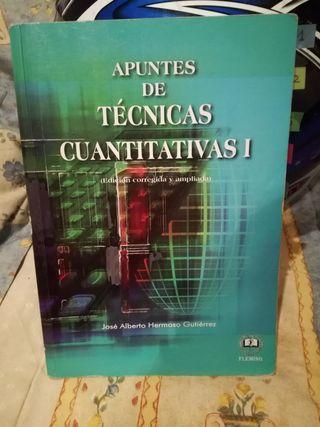 Técnicas Cuantitativas 1