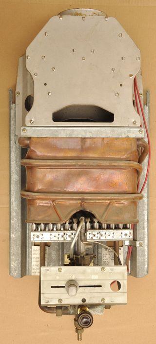 Calentador Junkers para reparar