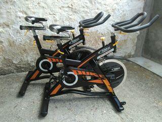 Bicicleta spinning, usado segunda mano  España