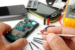 Venta de repuestos y accesorios de teléfonos