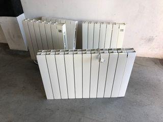 Radiador de bajo consumo Calor AZUL