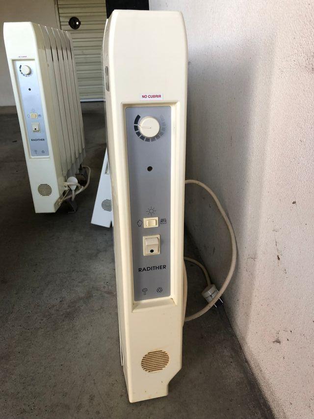 Radiador de bajo consumo calor azul de segunda mano por - Radiadores de calor azul ...